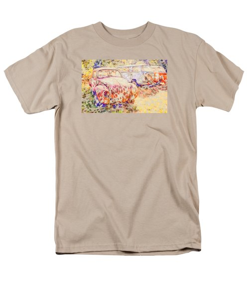 Vw Rest Home Men's T-Shirt  (Regular Fit) by Ronda Broatch
