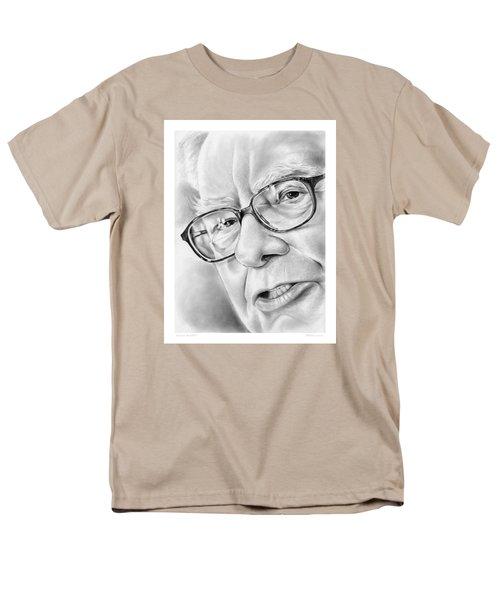 Warren Buffett Men's T-Shirt  (Regular Fit)