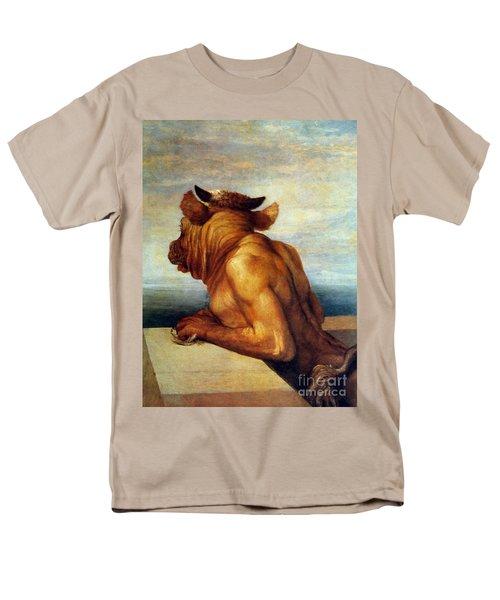 Watts: The Minotaur Men's T-Shirt  (Regular Fit) by Granger