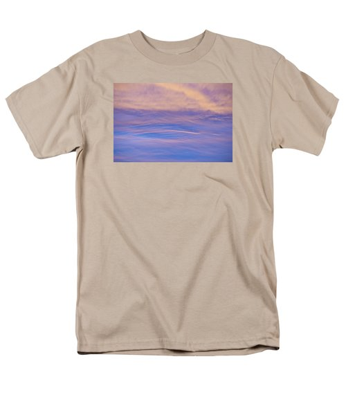 Waves Of Color Men's T-Shirt  (Regular Fit)