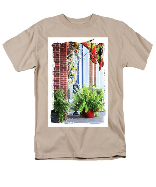 Welcome Men's T-Shirt  (Regular Fit) by Lena Wilhite