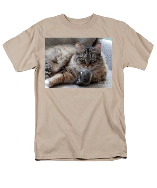What Did You Say? Men's T-Shirt  (Regular Fit) by Marcia Lee Jones