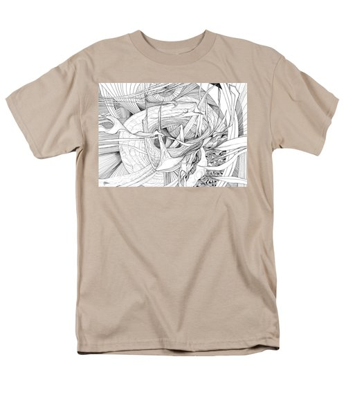 What Lies Within Men's T-Shirt  (Regular Fit) by Charles Cater
