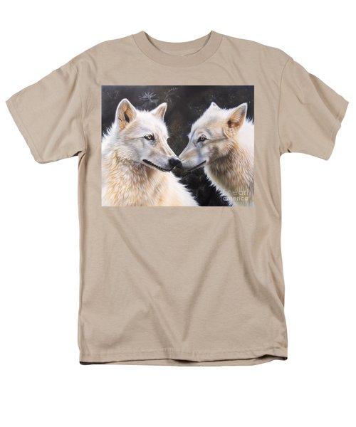 White Magic Men's T-Shirt  (Regular Fit) by Sandi Baker