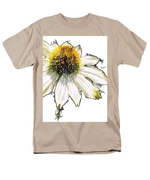 Wild Flower Five  Men's T-Shirt  (Regular Fit) by Heidi Smith