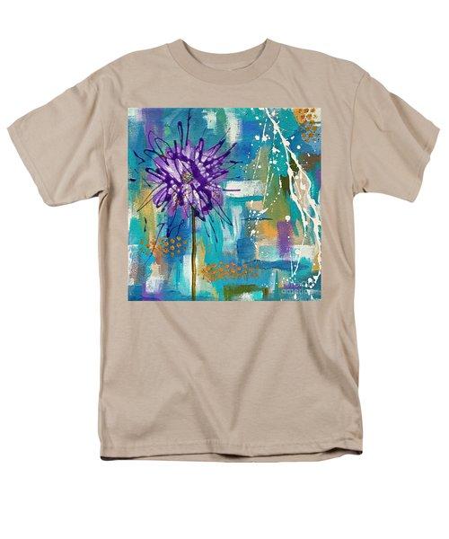 Wildflower No. 1 Men's T-Shirt  (Regular Fit)