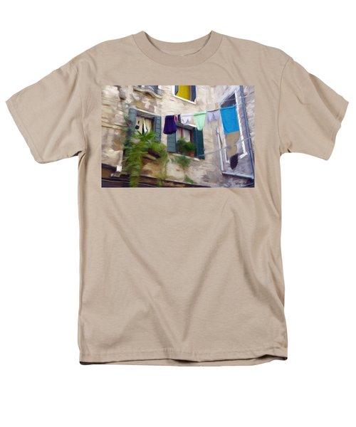 Windows Of Venice Men's T-Shirt  (Regular Fit) by Jeff Kolker