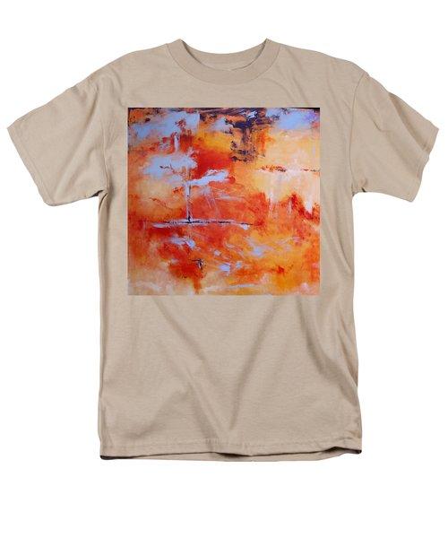 Winds Of Change Men's T-Shirt  (Regular Fit)