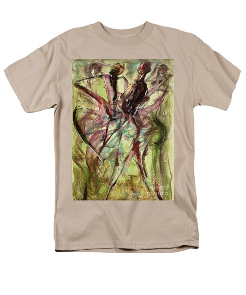 Windy Day Men's T-Shirt  (Regular Fit) by Ikahl Beckford