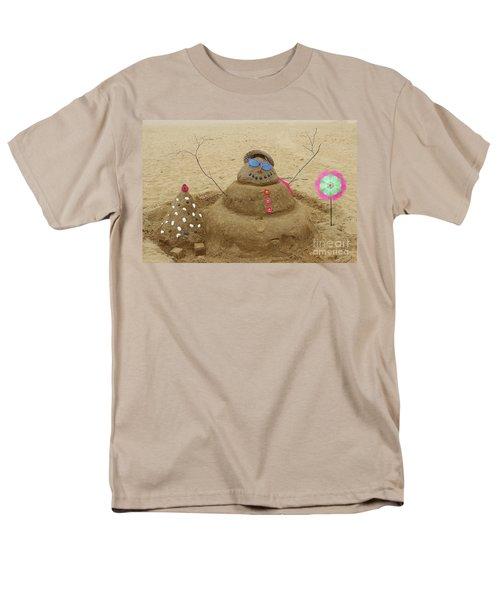 Men's T-Shirt  (Regular Fit) featuring the photograph Winter In July by Colleen Kammerer