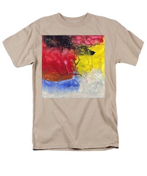 Wounded Men's T-Shirt  (Regular Fit)