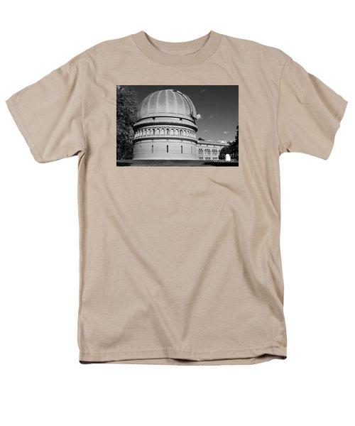 Men's T-Shirt  (Regular Fit) featuring the photograph Yerkes Observatory  by Ricky L Jones