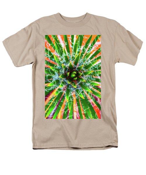 Yucca Sunrise Men's T-Shirt  (Regular Fit) by Darren White