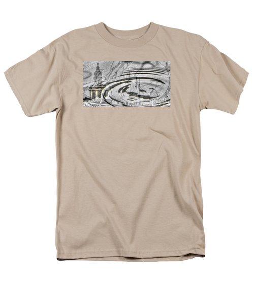 Yury Bashkin My Rain City Men's T-Shirt  (Regular Fit) by Yury Bashkin