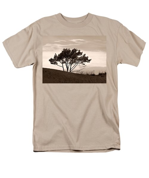 Men's T-Shirt  (Regular Fit) featuring the photograph Yyteri Evening by Jouko Lehto