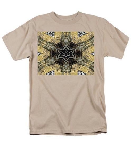 Zebra Vi Men's T-Shirt  (Regular Fit) by Maria Watt