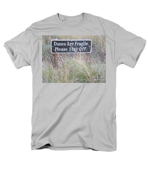 Men's T-Shirt  (Regular Fit) featuring the photograph Sand Dune  by Eunice Miller