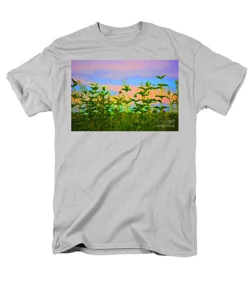 Meadow Magic Men's T-Shirt  (Regular Fit) by First Star Art