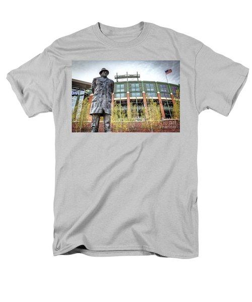 0853 Lombardi Statue Men's T-Shirt  (Regular Fit) by Steve Sturgill