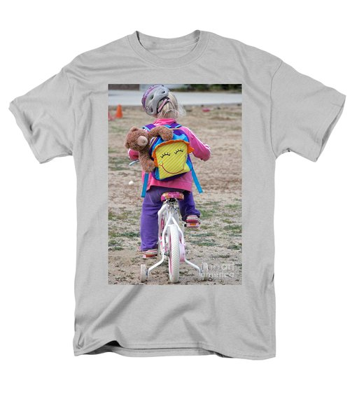 A Child's Adventure Men's T-Shirt  (Regular Fit) by Suzanne Oesterling