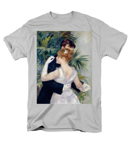Dance In The City Men's T-Shirt  (Regular Fit) by Pierre-Auguste Renoir