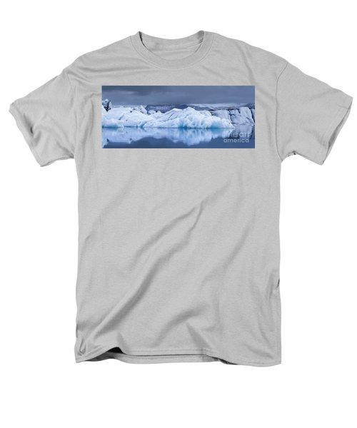 Jokulsarlon Men's T-Shirt  (Regular Fit) by Gunnar Orn Arnason