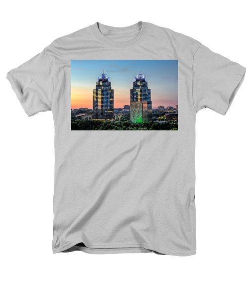 King And Queen Buildings Men's T-Shirt  (Regular Fit) by Anna Rumiantseva