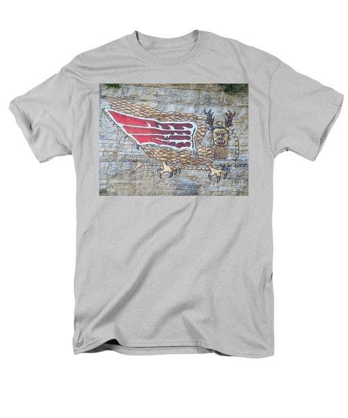 Men's T-Shirt  (Regular Fit) featuring the photograph Piasa Bird by Kelly Awad