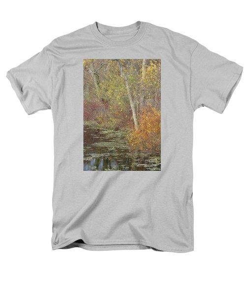 Pondside Pastel Men's T-Shirt  (Regular Fit)