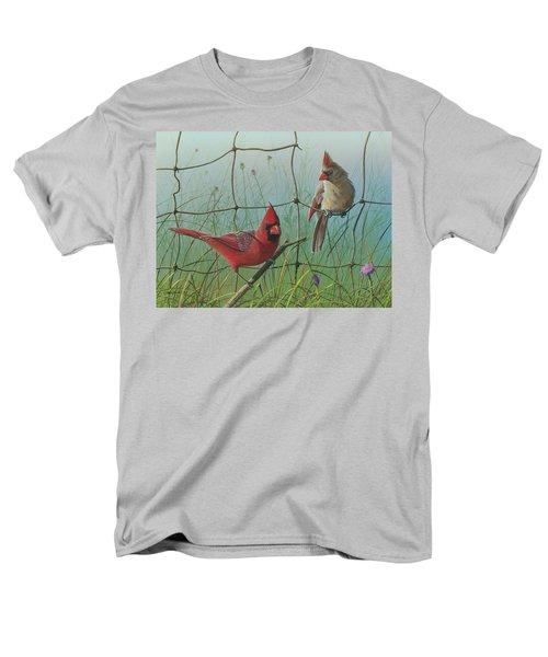 Scarlet Men's T-Shirt  (Regular Fit)