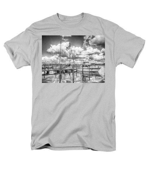 The Boat Men's T-Shirt  (Regular Fit) by Howard Salmon