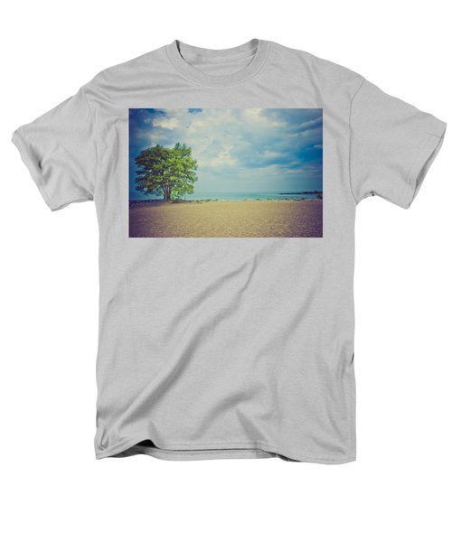 Men's T-Shirt  (Regular Fit) featuring the photograph Tranquility by Sara Frank