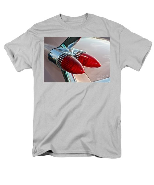 1959 Eldorado Taillights Men's T-Shirt  (Regular Fit) by Linda Bianic
