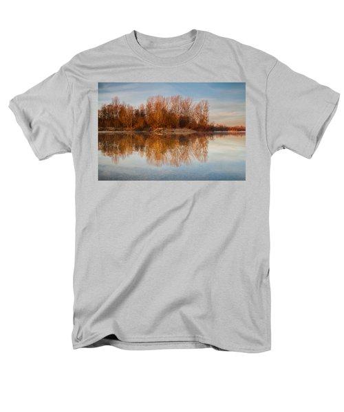 Men's T-Shirt  (Regular Fit) featuring the photograph First Light by Davorin Mance