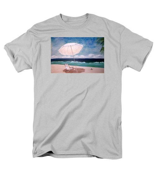 Men's T-Shirt  (Regular Fit) featuring the painting Lazy Day by Jamie Frier