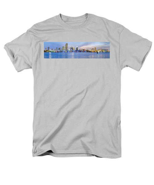 Miami 2004 Men's T-Shirt  (Regular Fit) by Patrick M Lynch