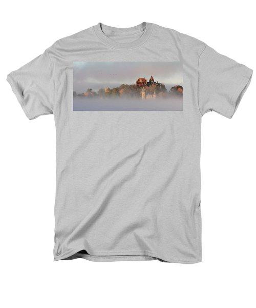 Morning Has Broken Men's T-Shirt  (Regular Fit) by Lori Deiter