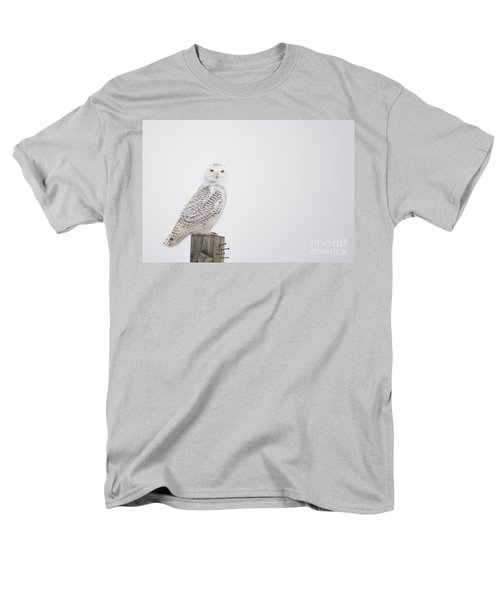 Observant Men's T-Shirt  (Regular Fit) by Cheryl Baxter