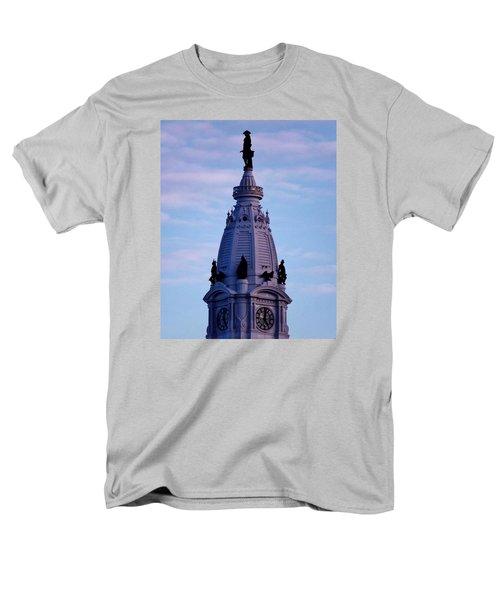 Philly Billy Men's T-Shirt  (Regular Fit) by John Wartman