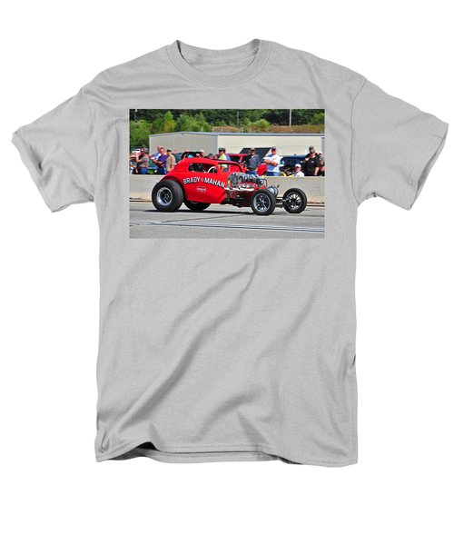 Men's T-Shirt  (Regular Fit) featuring the photograph 330 Nationals by Mike Martin