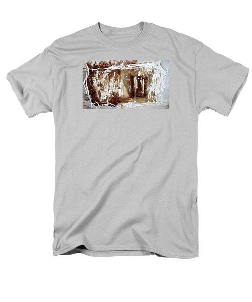 Men's T-Shirt  (Regular Fit) featuring the photograph Anton Chekhov's Seagull by Danica Radman