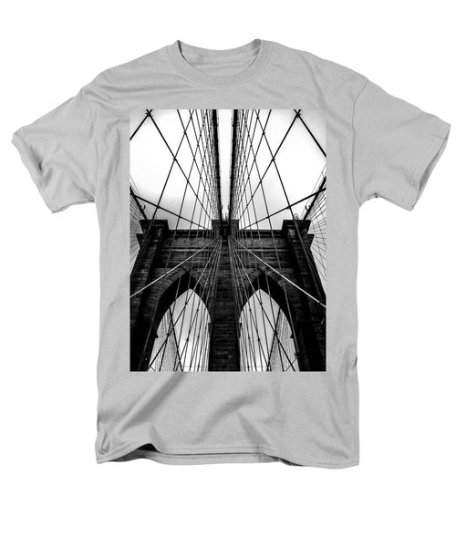 A Brooklyn Perspective Men's T-Shirt  (Regular Fit) by Az Jackson