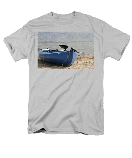 A Day On The Water Men's T-Shirt  (Regular Fit) by Barbara Bardzik