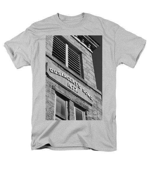 A Piece Of History Men's T-Shirt  (Regular Fit) by Barbara Bardzik