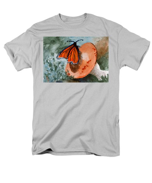 Men's T-Shirt  (Regular Fit) featuring the painting A Resting Place by Beverley Harper Tinsley