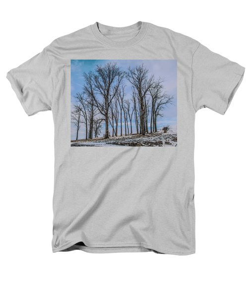 A Resting Place Men's T-Shirt  (Regular Fit) by Ray Congrove
