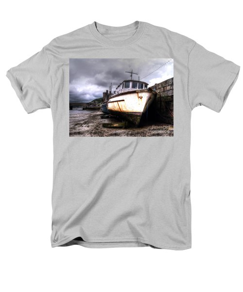Men's T-Shirt  (Regular Fit) featuring the photograph A Rough Ride by Doc Braham