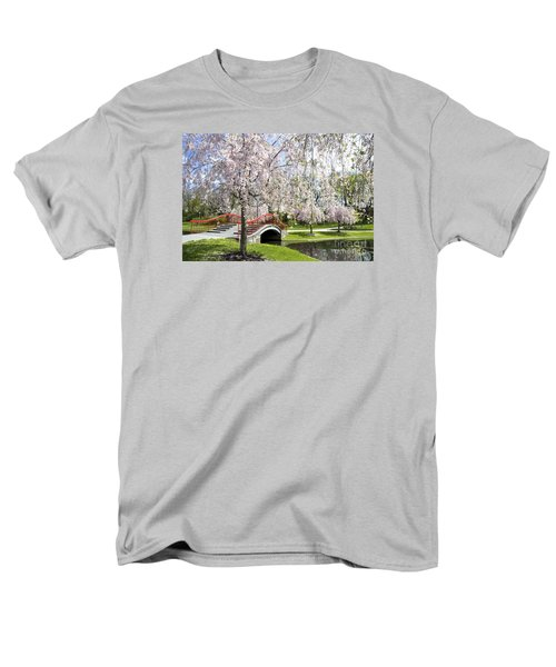 A Spring Walk Men's T-Shirt  (Regular Fit) by Paul W Faust -  Impressions of Light