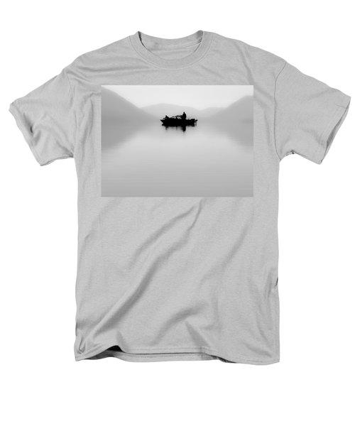 Adrift Men's T-Shirt  (Regular Fit) by Aaron Aldrich