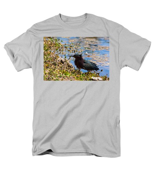 After Fishing Men's T-Shirt  (Regular Fit) by Ed Gleichman